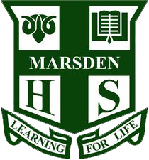 Marsden High School logo